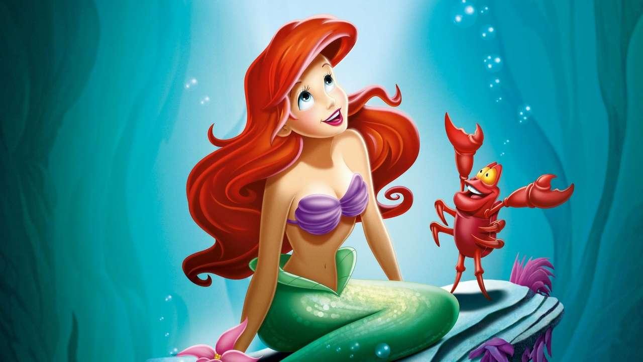 A pequena Sereia - Ariel, uma sereia que gosta de se divertir, está encantada com o mundo humano. Ao contrário da proibição de seu pai de mantê-lo afastado, ele vem à superfície e salva o príncipe dos seus sonho (5×3)