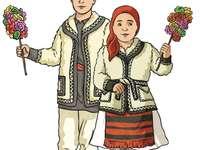 Kinderen met Sorcova