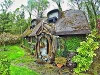 dom hobbita w szkocji