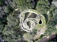 Tempio Pausania Nuraghe Majori