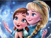 Ана и Елза