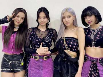 Blackpink in the show