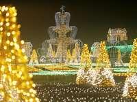 Wilanów-Royal Garden of Light