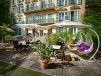 Pihenjen egy gyönyörű szállodában