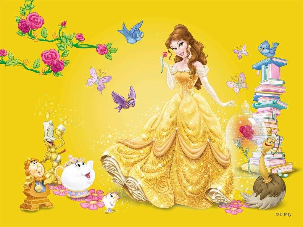 La belle et la Bête - Dans La Belle et la Bête, nous rencontrons la charmante Bella, qui rêve de quitter la petite colonie française où Bella vit, adore lire et, comme les héros de ses livres préférés, aimerait viv (2×2)