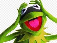 Frosch aus der beliebten Serie