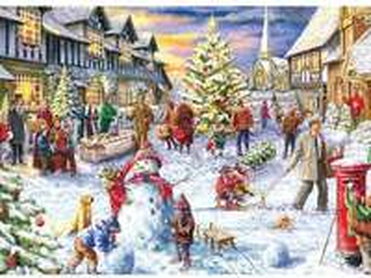 - vánoční kouzlo -