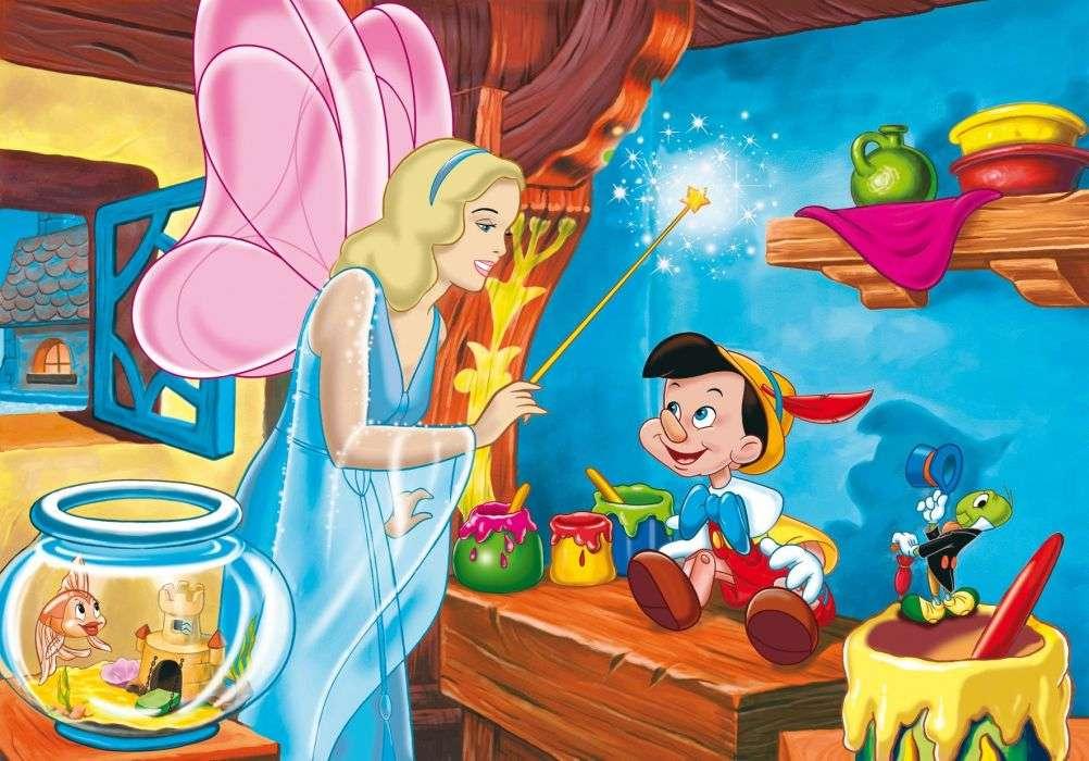 Pinocchio ..........