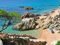 Plaja Almeria din Spania