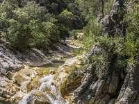 Jaen régió Spanyolországban