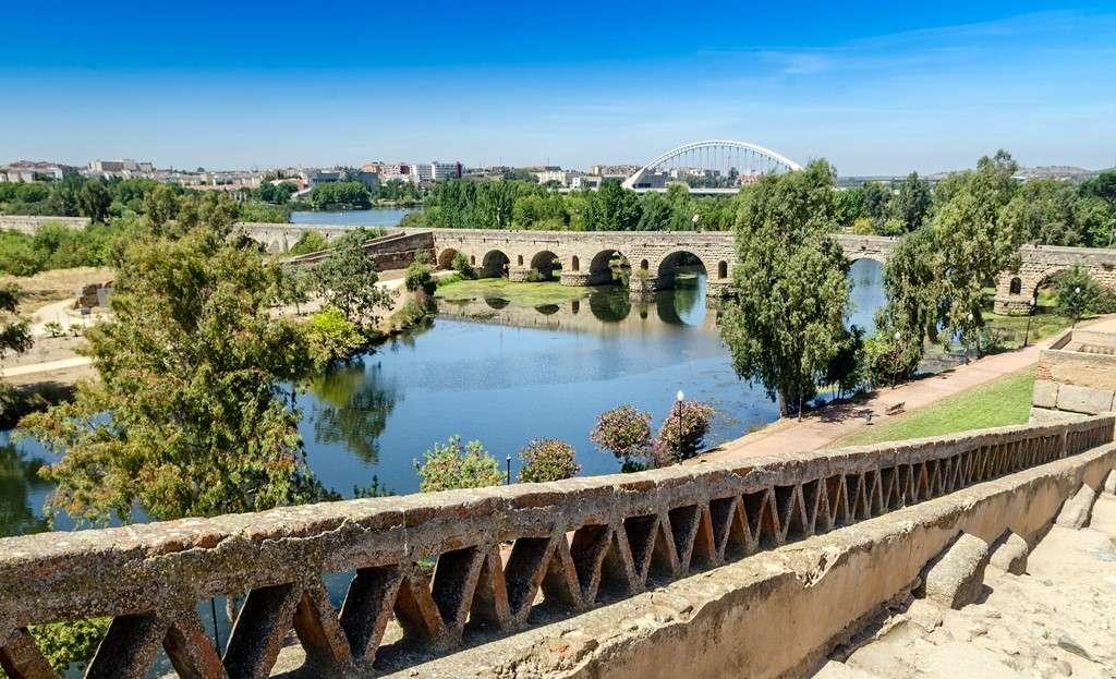Città di Merida in Spagna (14×9)