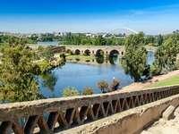 Merida stad in Spanje