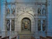 Kościół Palencia w Hiszpanii
