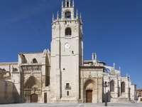 Catedral de Palencia de San Antolin na Espanha