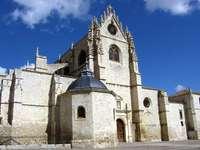 Palencia Cathedral Španělsko