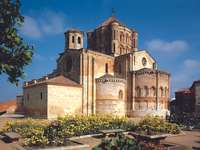Miasto Zamora w Hiszpanii