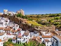 Aldeia na Espanha
