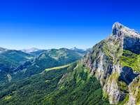 Parque Nacional de Pico en España