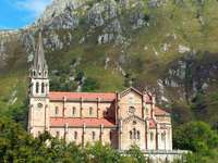 Covadonga Church Spain