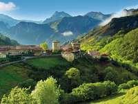 Asturias Ort in Spanien