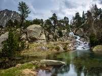 Εθνικό πάρκο στα Πυρηναία Ισπανία