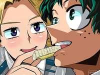 Aoyama αυτός που πουλάει τυρί xd