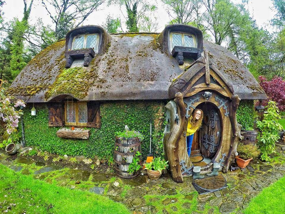 dom hobbita w szkocji - m (12×9)