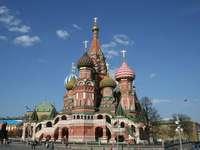 kreml i ryssland