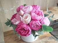 rosa bukett