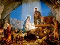 Żłób, w którym urodził się Jezus