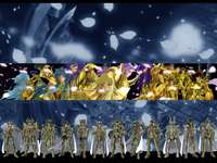 Saint Seiya The Golds