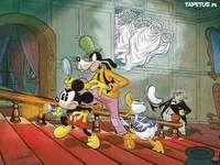 Mickey Mouse, Pato Donald