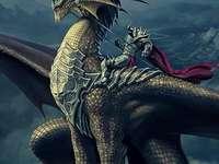 Cavalcando il drago.