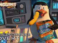 Penguins from Madagascar-Skipper baptism dibbles