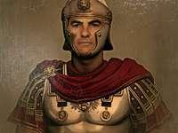 Römischer General.