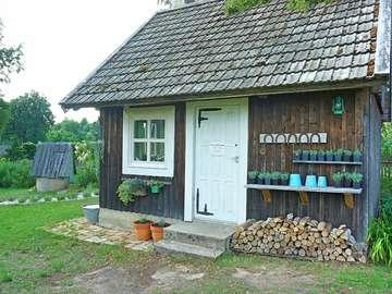 una casa en Podlasie