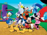 Desenhos animados da Disney
