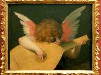 Înger muzician