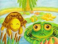 Grodan och sköldpaddan 2