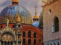 Kullar i Venedig Italien