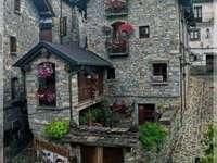 Село в планините на Италия