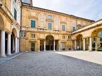 Crémone en Lombardie Italie