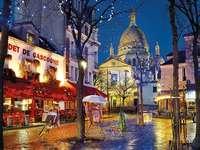 Παρίσι το βράδυ