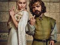 Daenerys a tyrion