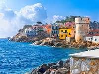 Isola Giglio Italië
