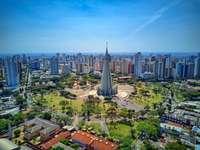 průmyslové město Maringá