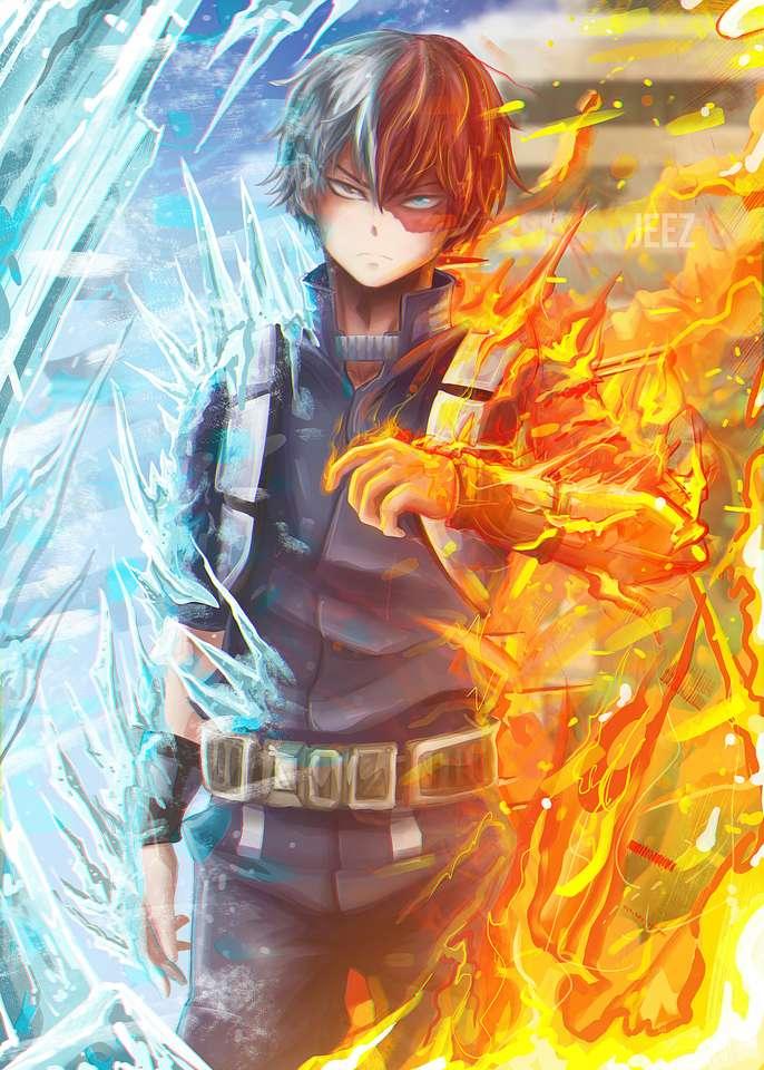 todorokiEMWORk - Todoroki de My Hero Academia (10×15)
