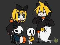 Black Cats Of Halloween