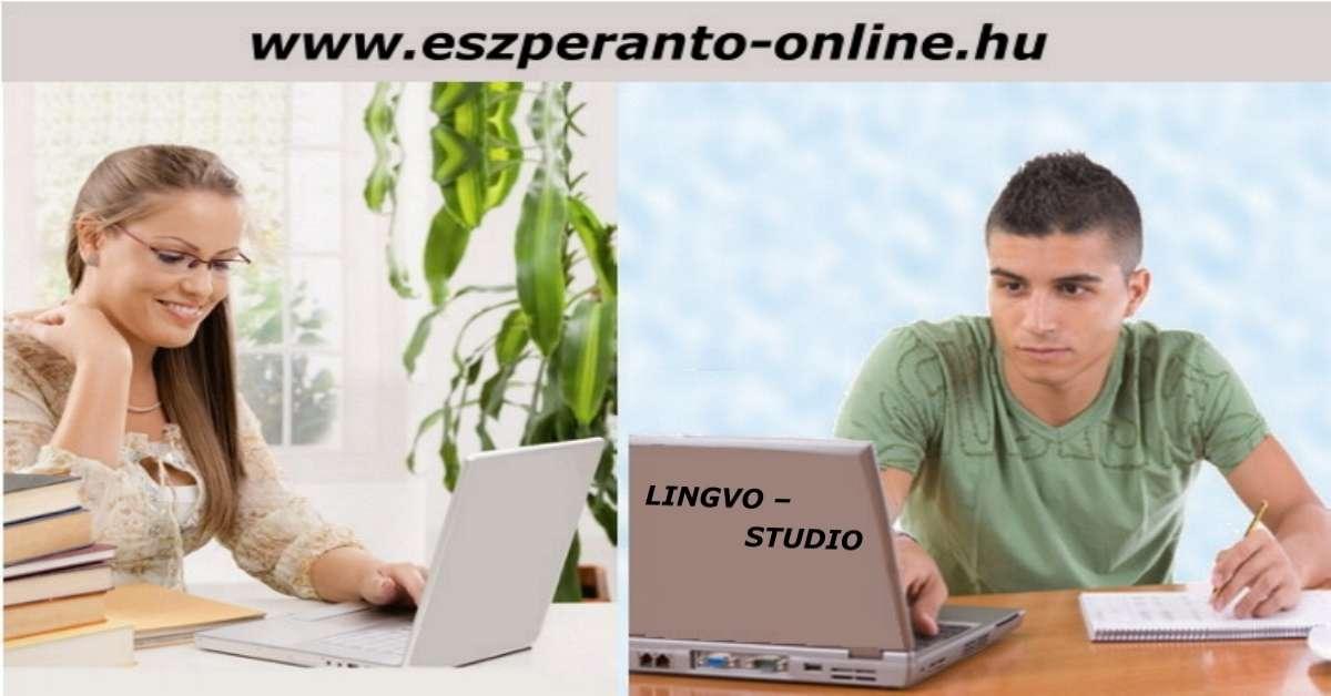 Espéranto - en ligne - L'espéranto est une langue internationale, une opportunité d'apprentissage en ligne (7×4)