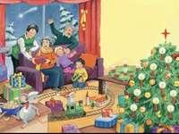 Familjens jul